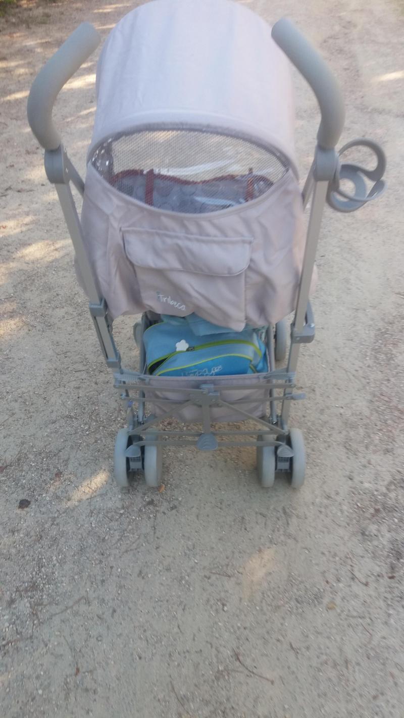 Silla de paseo tribeca asalvo opiniones - Silla de paseo ruedas grandes ...