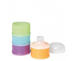 Dosificador de leche multicolor