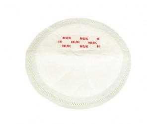 Nuk 700628 - Discos de lactancia (60 unidades)
