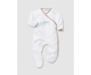 Pijama ingenioso con pies bebé