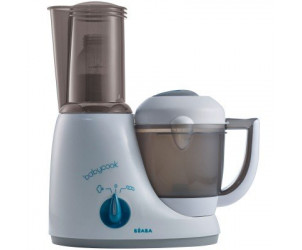 Robot de cocina babycook original plus beaba opiniones - Robots de cocina opiniones ...