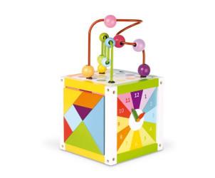 Cubo de juegos para aprendizaje
