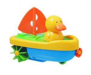 Capitán Pato, juguete de baño