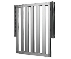Barrera de seguridad de aluminio
