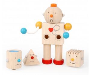 Construye a tu robot