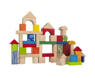 Cubo 50 bloques madera