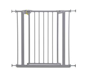 Barrera de seguridad con puerta