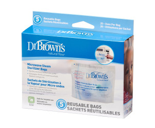 Bolsas para esterilizar en microondas