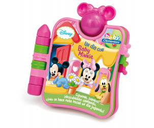 Libro Musical Un Día con Minnie