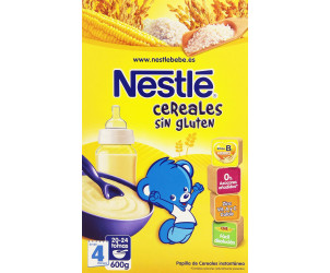 Cereales sin gluten nestl opiniones - Cereales sin gluten bebe 3 meses ...