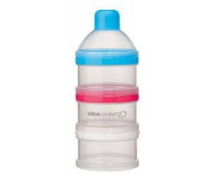 Dosificador de leche para viaje maternity