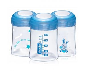 Contenedor para leche materna