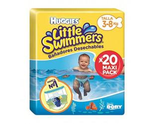 Little Swimmers Pañal Bañador Desechable Talla 2-3