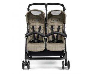 Cochecito gemelar Aria Shopper Twin
