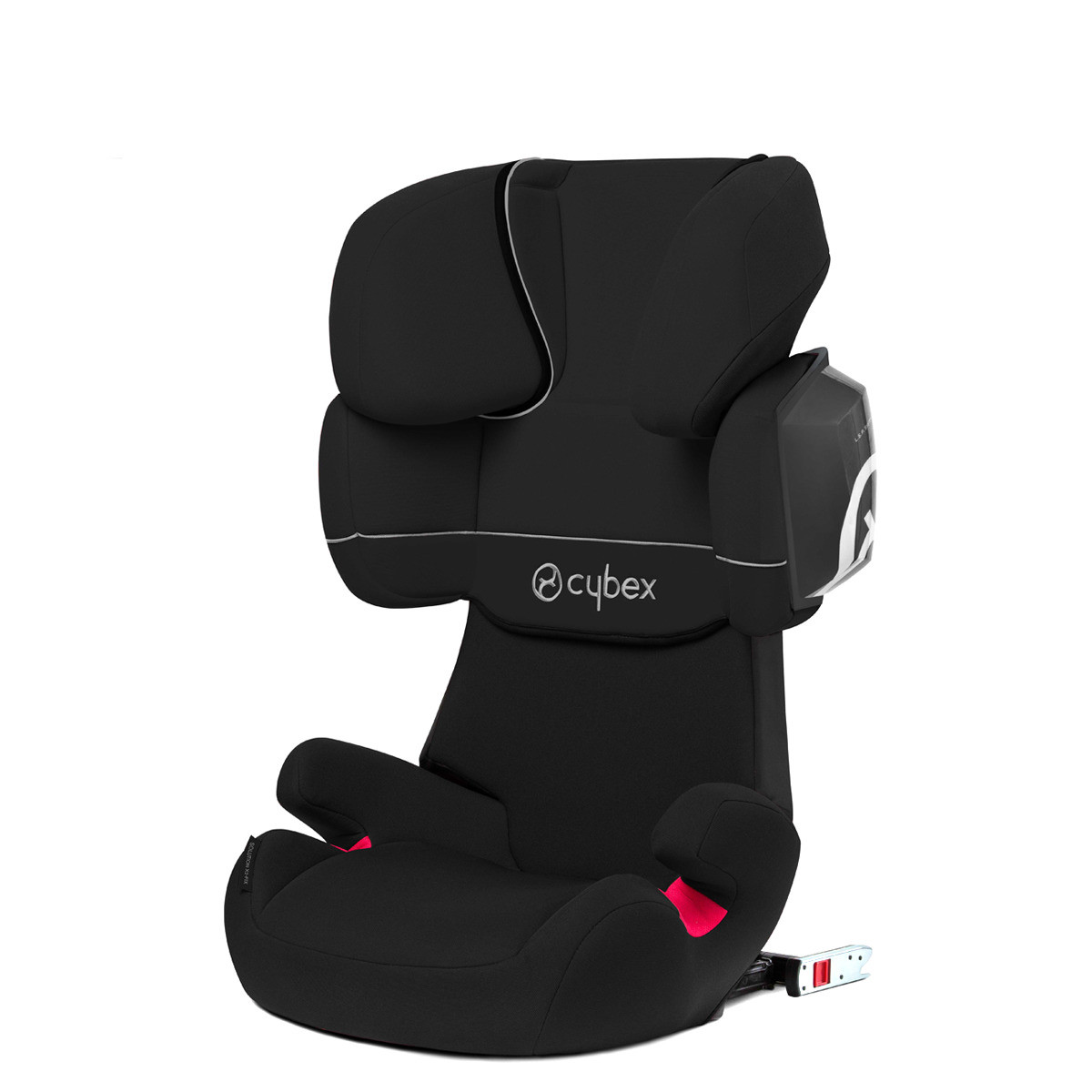silla de coche solution x2 fix cybex opiniones. Black Bedroom Furniture Sets. Home Design Ideas