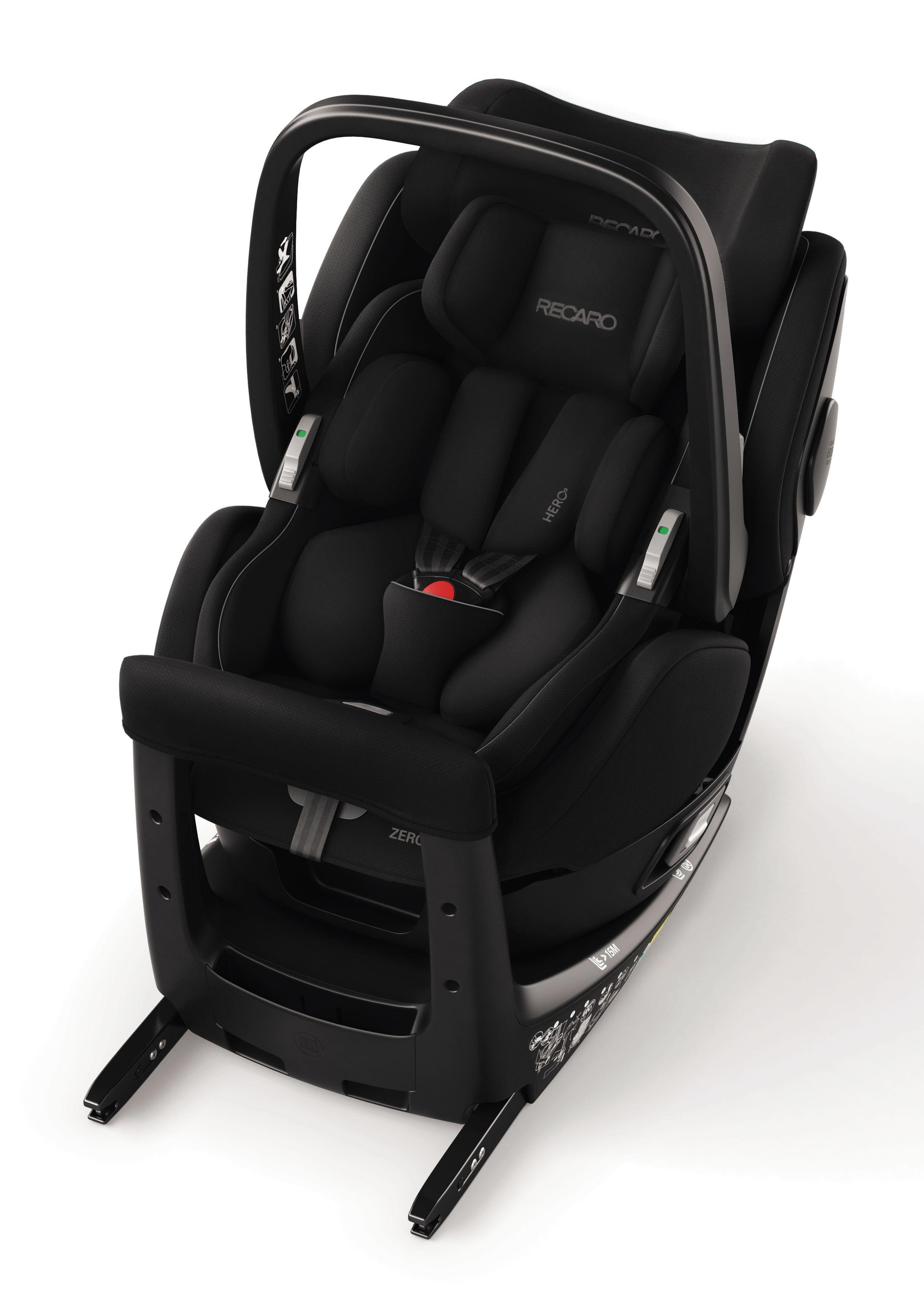 silla de coche zero 1 elite recaro opiniones. Black Bedroom Furniture Sets. Home Design Ideas