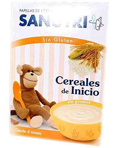 Papilla cereales sin gluten sanutri opiniones - Cereales sin gluten bebe 3 meses ...