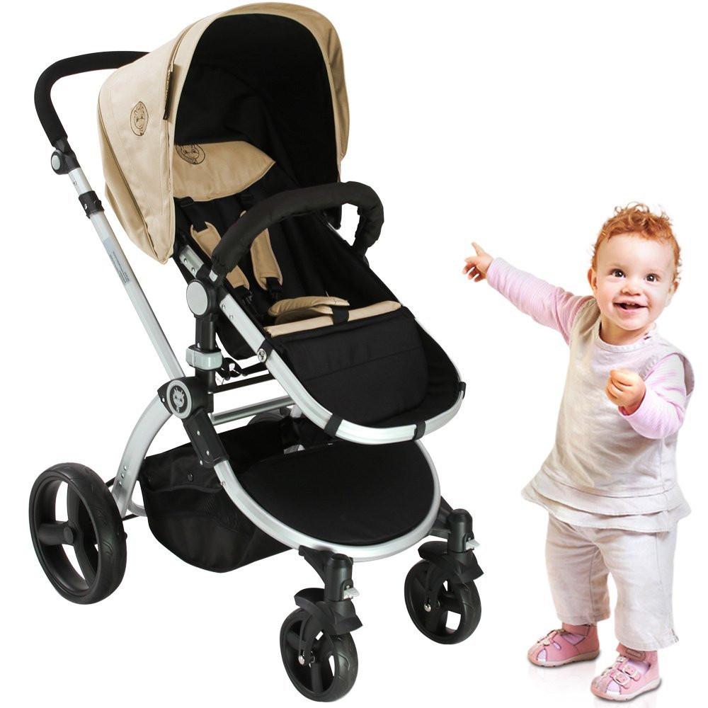 Cochecito de beb combinado 2 en 1 infantastic opiniones - Montar silla bugaboo ...