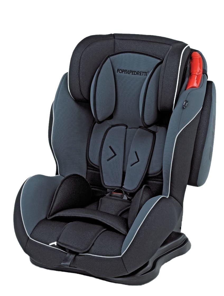 silla de coche dinamik grupos 1 2 3 foppapedretti opiniones