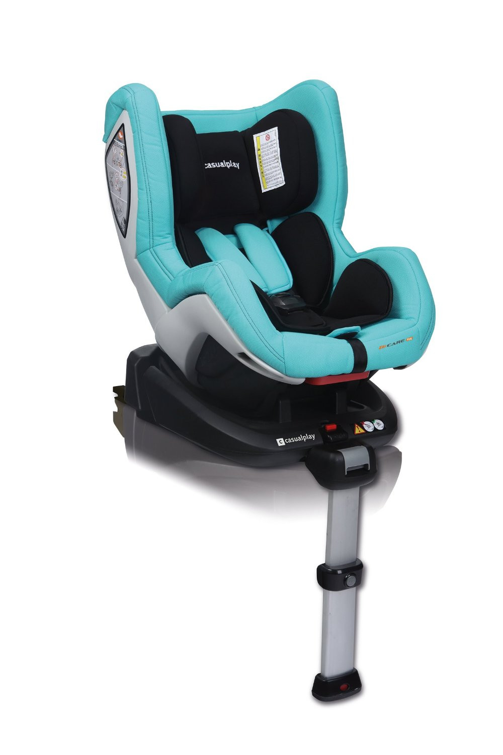 Silla de coche bicare fix grupo 0 1 casualplay opiniones for Sillas para bebe para carro
