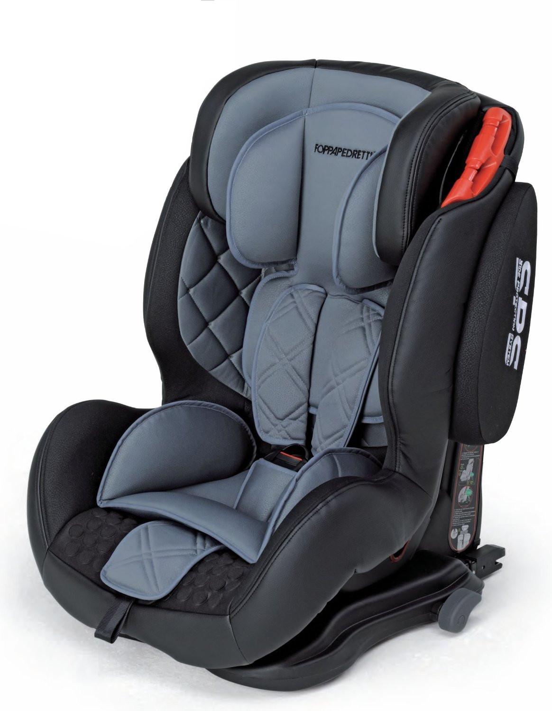 silla de coche grupos 1 2 3 foppapedretti opiniones