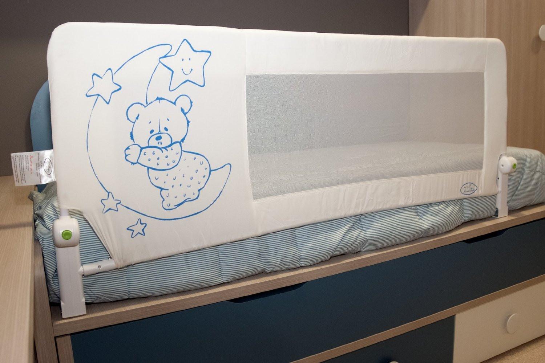 Barrera de cama nido para beb mundibeb opiniones for Barrera cama carrefour