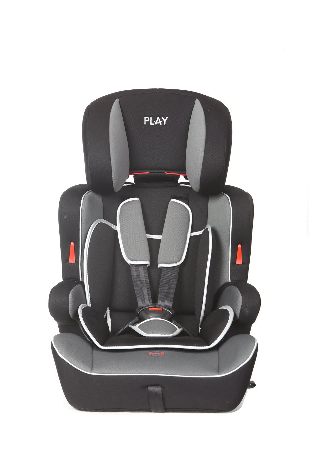 Silla de coche play safe ten grupo 1 2 3 casualplay for Silla grupo 1 2 3