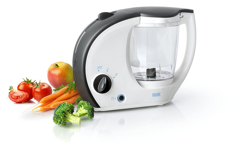 Robot de cocina para beb 4 en 1 nuk opiniones for Robot cocina bebe opiniones
