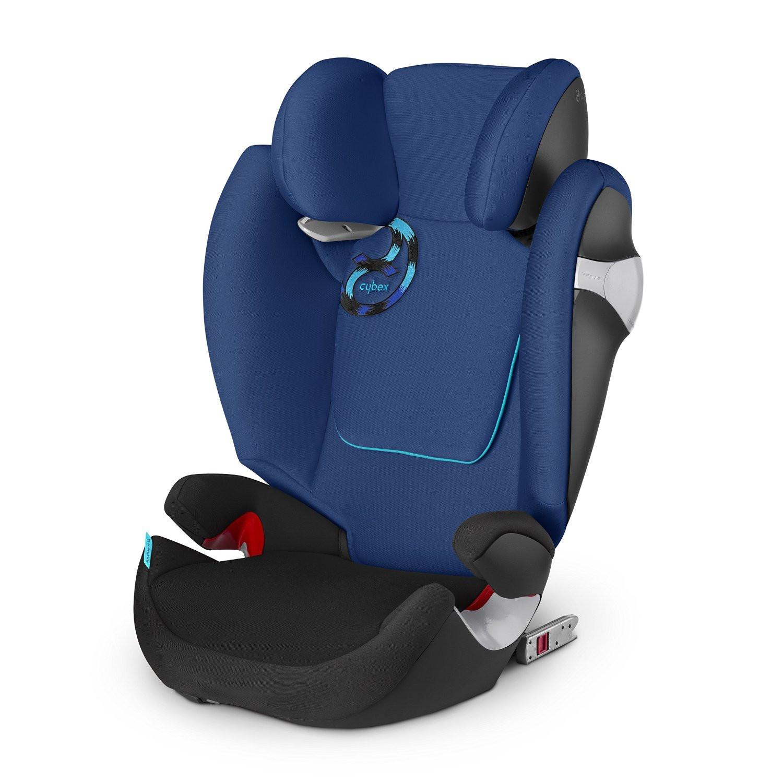 silla de coche solution m fix grupo 2 3 cybex opiniones. Black Bedroom Furniture Sets. Home Design Ideas