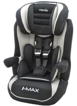 Silla de coche i max sp luxe isofix grupo 1 2 3 nania for Sillas para coche grupo 1 2 3 isofix