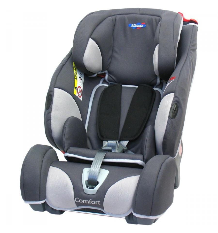 Silla de coche triofix comfort klippan opiniones for Sillas seguridad coche