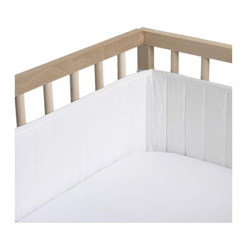 IkeaOpiniones Protector De Protector Cuna Kompisar Cuna De RLq5A34cjS