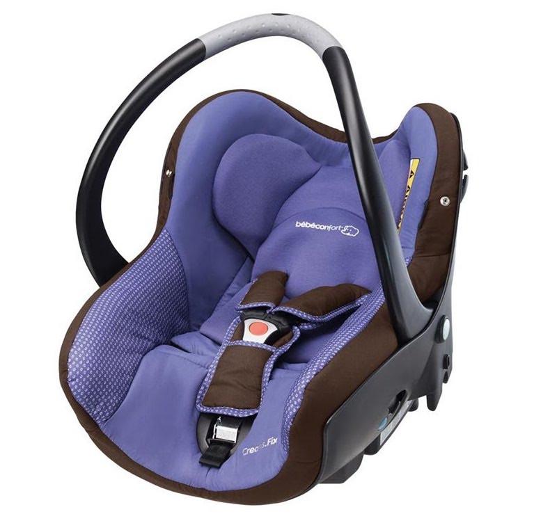 Silla de coche cr atis fix b b confort opiniones - Sillas de coche bebe confort ...