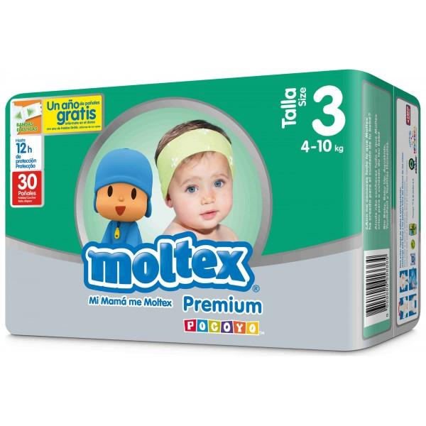 692e4fd42b3b Pañales Moltex Premium T3 Moltex : Opiniones