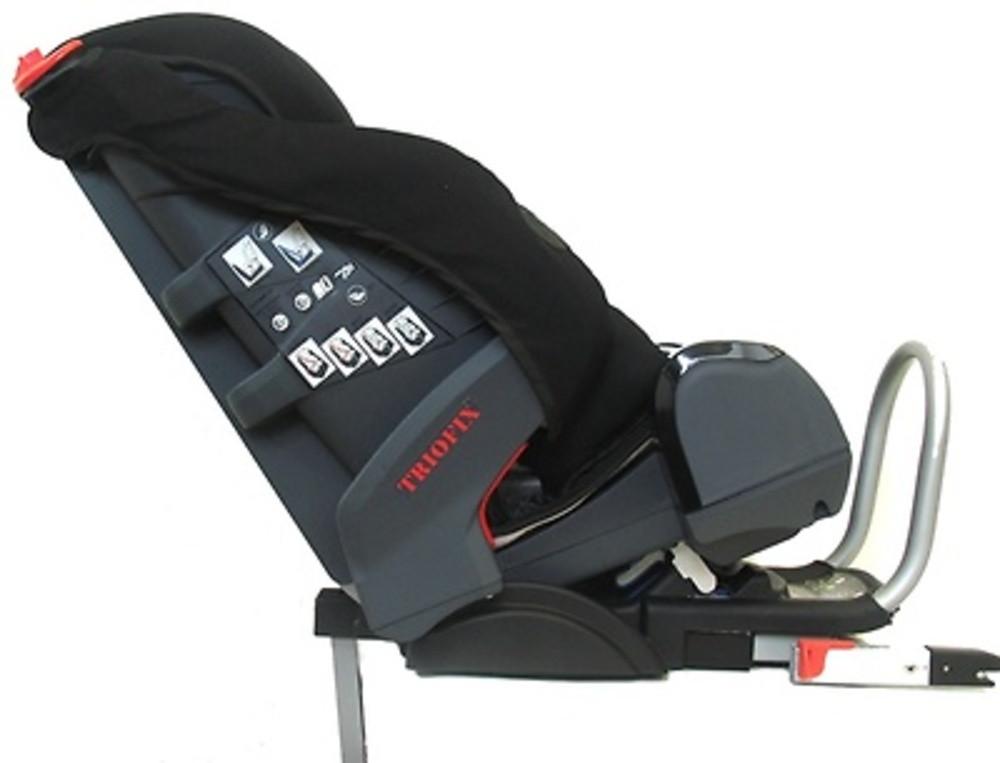Silla de coche triofix recline klippan opiniones for Silla para auto 8 anos