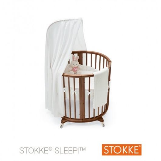 Minicuna Con Colch/ón Sleepi Mini Stokke