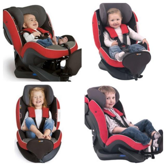 Silla de coche izi plus besafe opiniones for Precio de silla bebe para coche