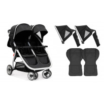 Cochecito Gemelar Twin Air Star Ibaby