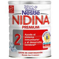 Leche Infantil Nidina 2 Premium