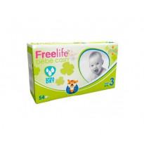 Pañales Bebé Cash Talla 3 Freelife