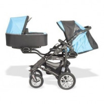 Cochecito Twinni Zwilling Buggy Baby Active