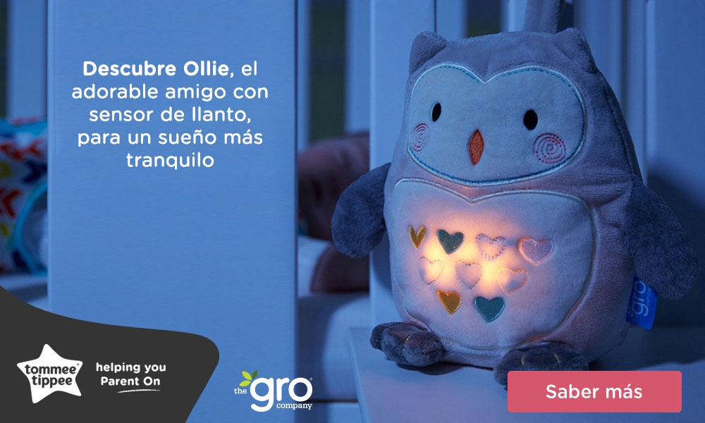 GroFriend Ollie el Búho THE GRO COMPANY