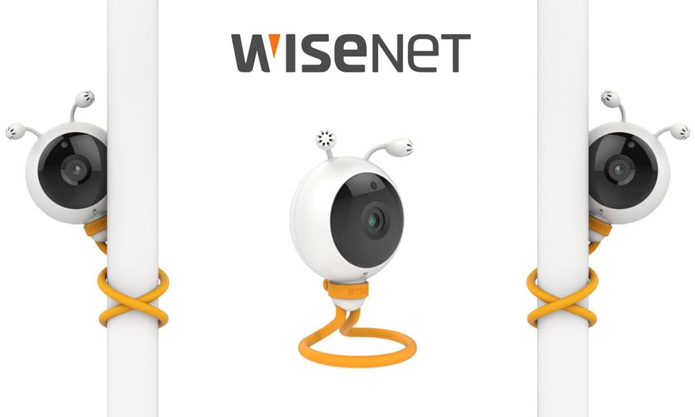 vigilabebés Wisenet gratis
