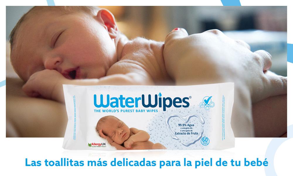 toallitas waterwipes