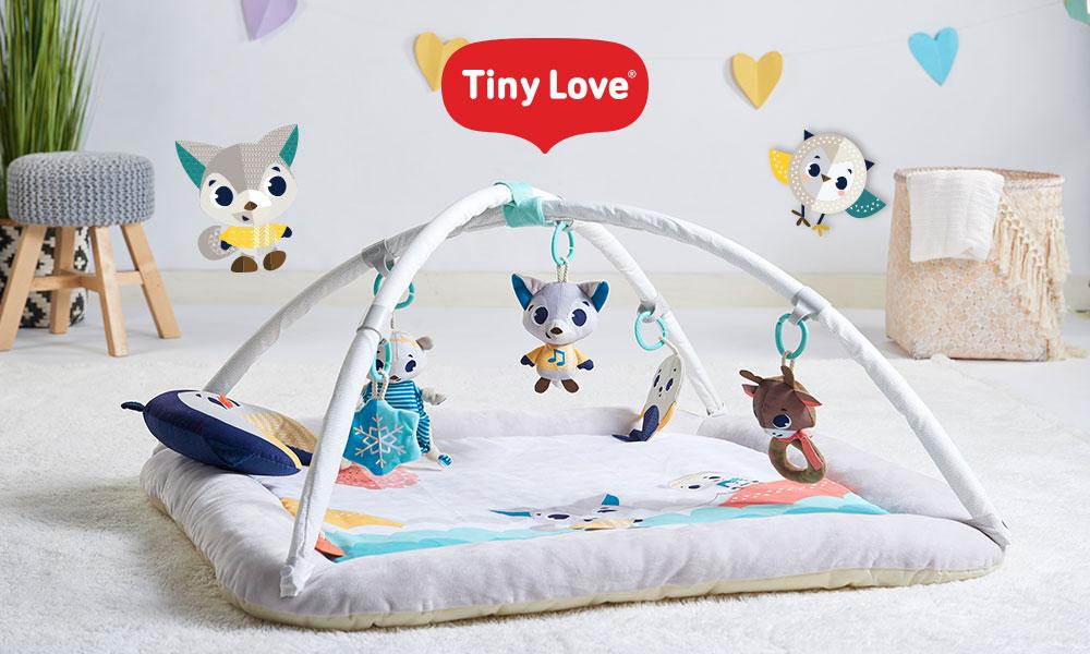 bebe prueba tiny love gymini