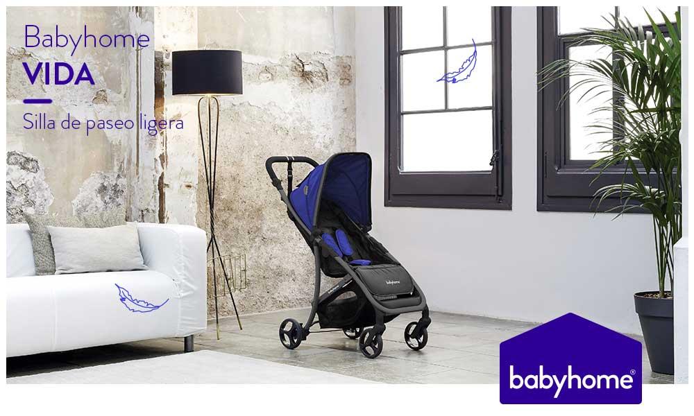 Prueba gratis la silla de paseo vida de babyhome - Silla babyhome vida ...