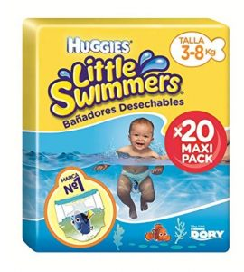Pañal bañador little swimmers